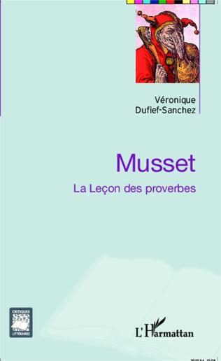 Couverture Musset