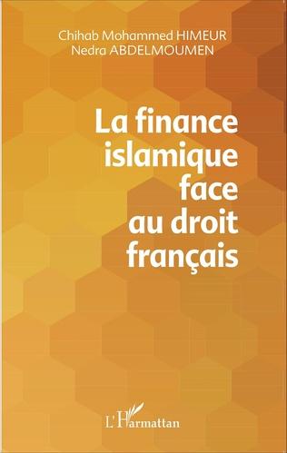 Couverture La finance islamique face au droit français