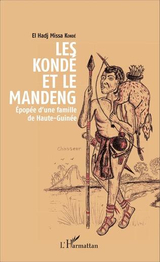 Couverture Les Kondé et le Mandeng