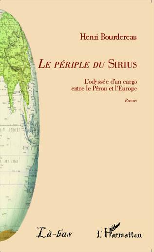 Couverture <em>Le périple du</em> Sirius