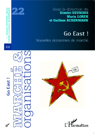 Couverture Go East !