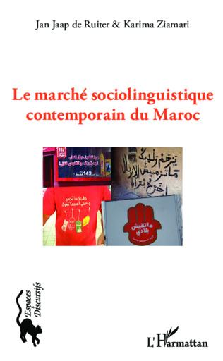 Couverture Le marché sociolinguistique contemporain du Maroc