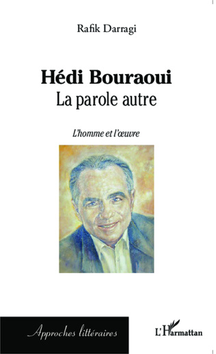 Couverture Hédi Bouraoui