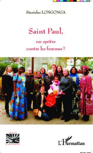 Couverture Saint Paul, un apôtre contre les femmes ?