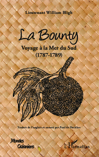 Couverture La Bounty