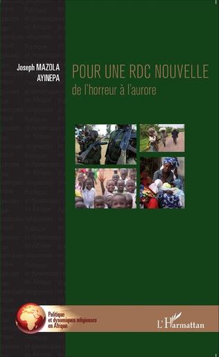 Couverture Pour une RDC nouvelle