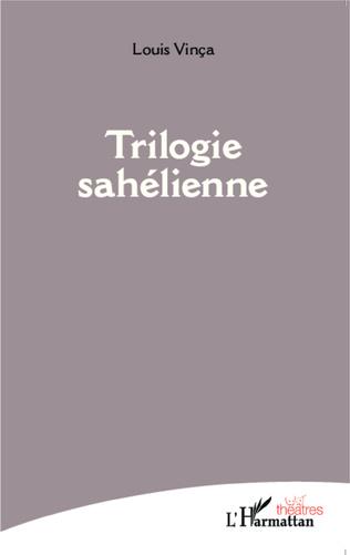 Couverture Trilogie Sahélienne