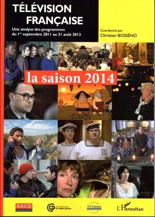 Couverture Télévision française : la saison 2014