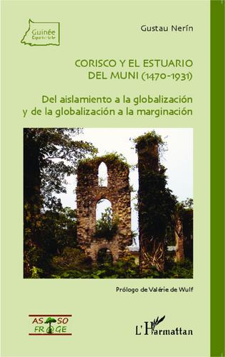 Couverture Corisco y el estuario del Muni (1470-1931)