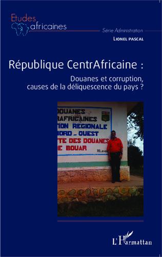 Couverture République CentrAfricaine :