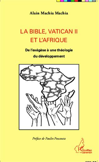 Couverture La Bible, Vatican II et l'Afrique
