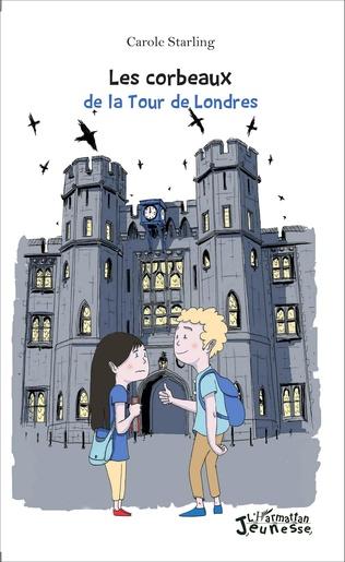 Couverture Les corbeaux de la Tour de Londres