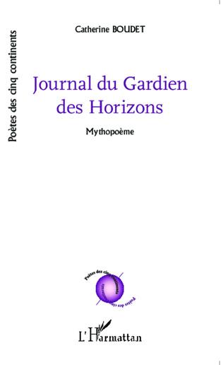 Couverture Le Journal du Gardien des Horizons