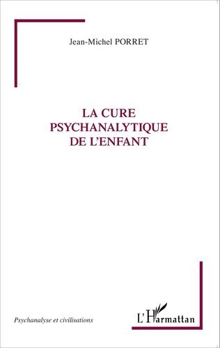 Couverture La cure psychanalytique de l'enfant