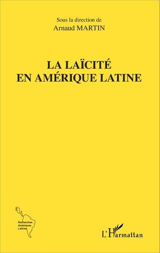 Couverture La laïcité en Amérique latine