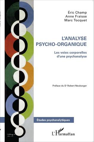 Couverture L'analyse psycho-organique