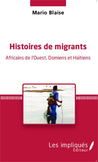Couverture Histoires de migrants