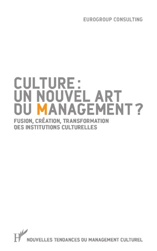 Couverture Culture : un nouvel art du management ?