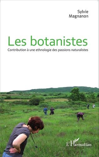 Couverture Les botanistes