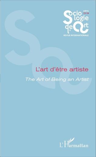 Couverture L'art d'être artiste