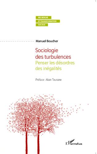 Couverture Sociologie des turbulences