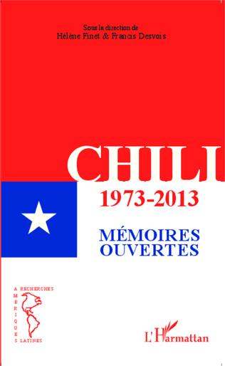 Couverture Chili 1973-2013