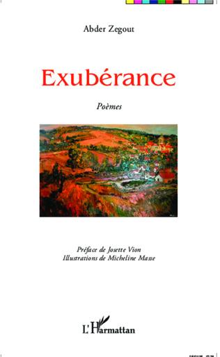 Couverture Exubérance