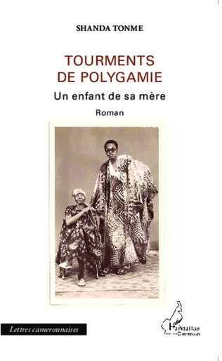 Couverture Tourments de polygamie