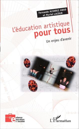 Couverture L'éducation artistique pour tous