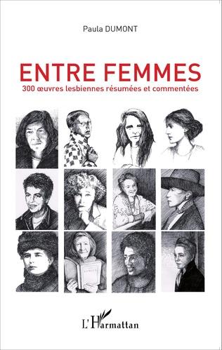 Couverture Entre femmes