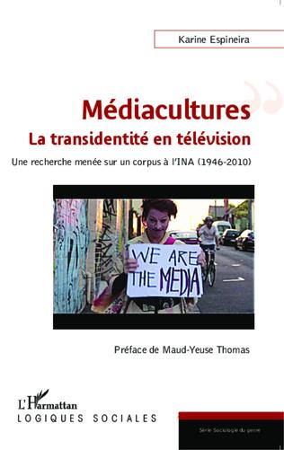 Couverture Médiacultures : la transidentité en télévision
