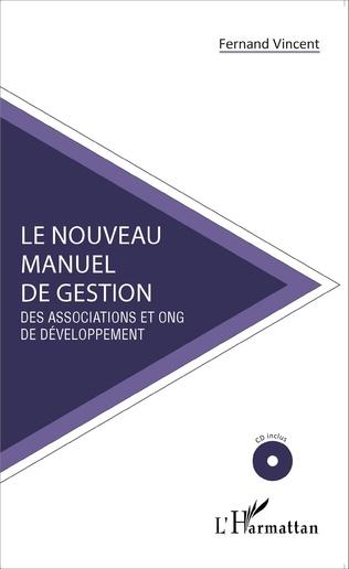 Couverture Le nouveau manuel de gestion des associations et ONG de développement