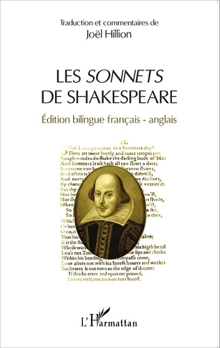 Couverture Les sonnets de Shakespeare