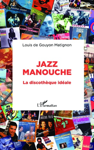 Couverture Jazz manouche