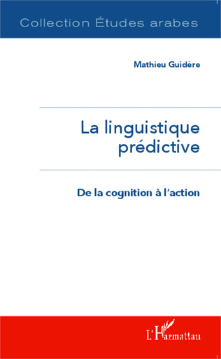 Couverture La linguistique prédictive