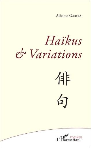 Couverture Haïkus et Variations