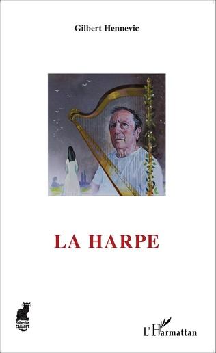 Couverture La harpe