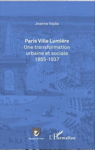 Couverture Paris Ville Lumière
