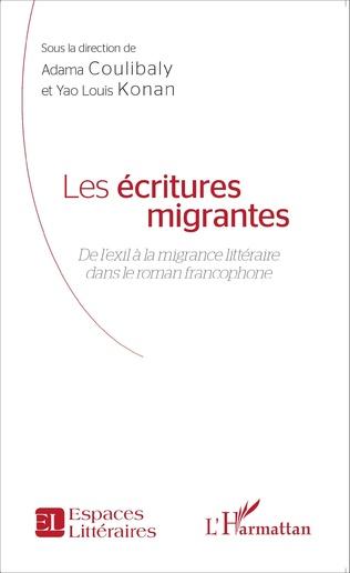 Couverture Les écritures migrantes
