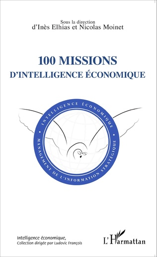 Couverture 100 missions d'intelligence économique