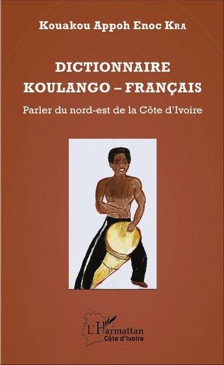 Couverture Dictionnaire Koulango-Français