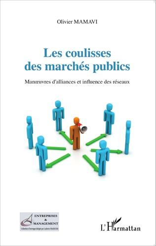 Couverture Les coulisses des marchés publics
