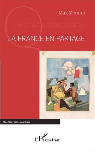 Couverture La France en partage