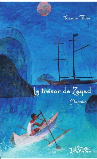 Couverture Le trésor de Zayad