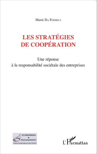 Couverture Les stratégies de coopération