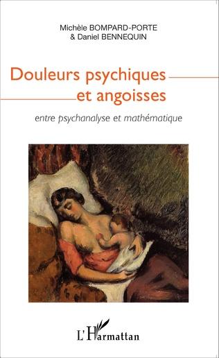 Couverture Douleurs psychiques et angoisses