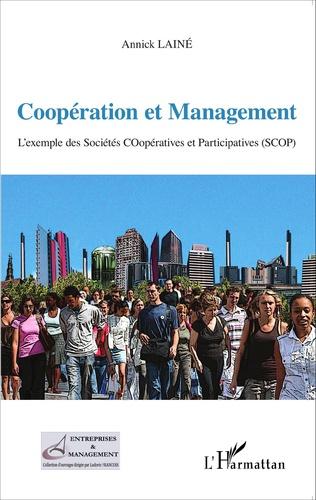 Couverture Coopération et Management
