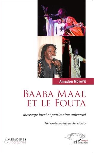 Couverture Baaba Maal et le Fouta