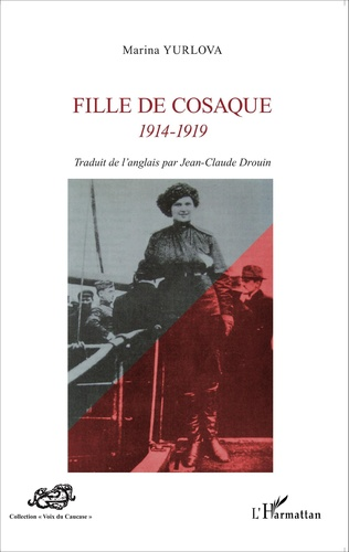 Couverture Fille de cosaque 1914-1919