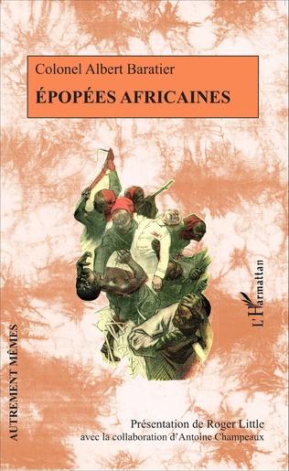 Couverture Épopées africaines